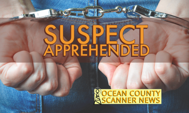 TOMS RIVER: Shooting Suspect Apprehended