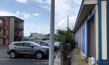 SSH: Domestic Disturbance at Cloud 9 Motel