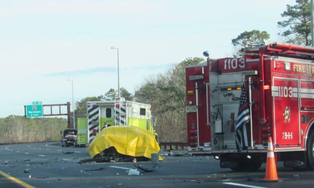 GSP: Photos from Earlier Double-Fatal MVA @ 67 Northbound