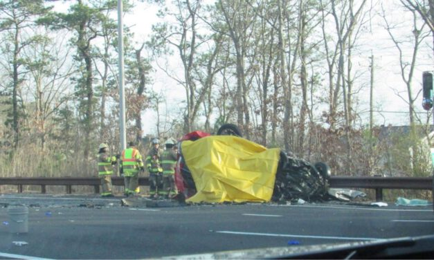 GSP: NJSP Release Both Names of Deceased Drivers from New Year's Crash