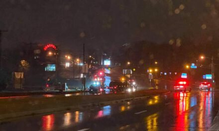 TOMS RIVER: Busy Intersection Closed Due to Crash
