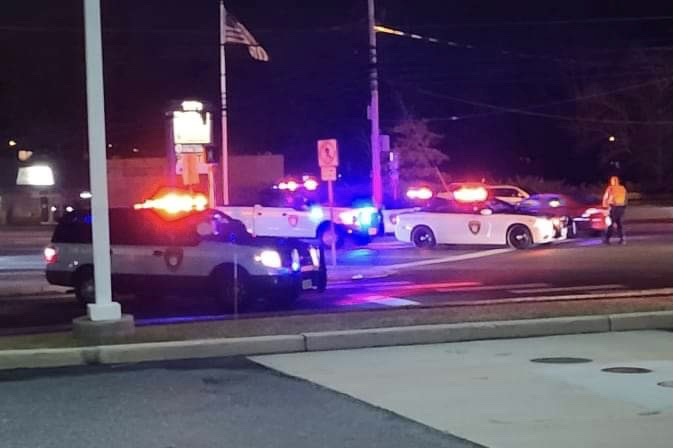 TOMS RIVER: Vehicle Struck Pedestrian as He Crossed Fischer Against Signal
