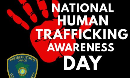 OCPO: Today is Human Trafficking Awareness Day
