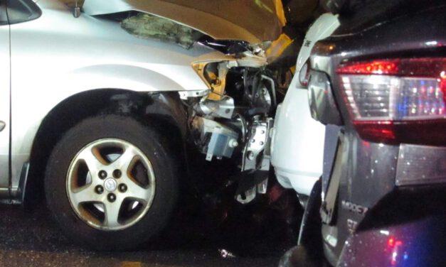 STR: Earlier Crash on Dover @ Tilton