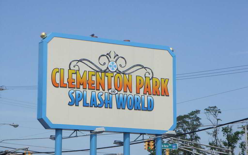 CLEMENTON: Iconic New Jersey Theme Park Up For Auction