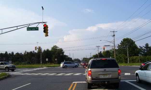 SOUTH TOMS RIVER: Unfounded Traffic Signal Malfunction