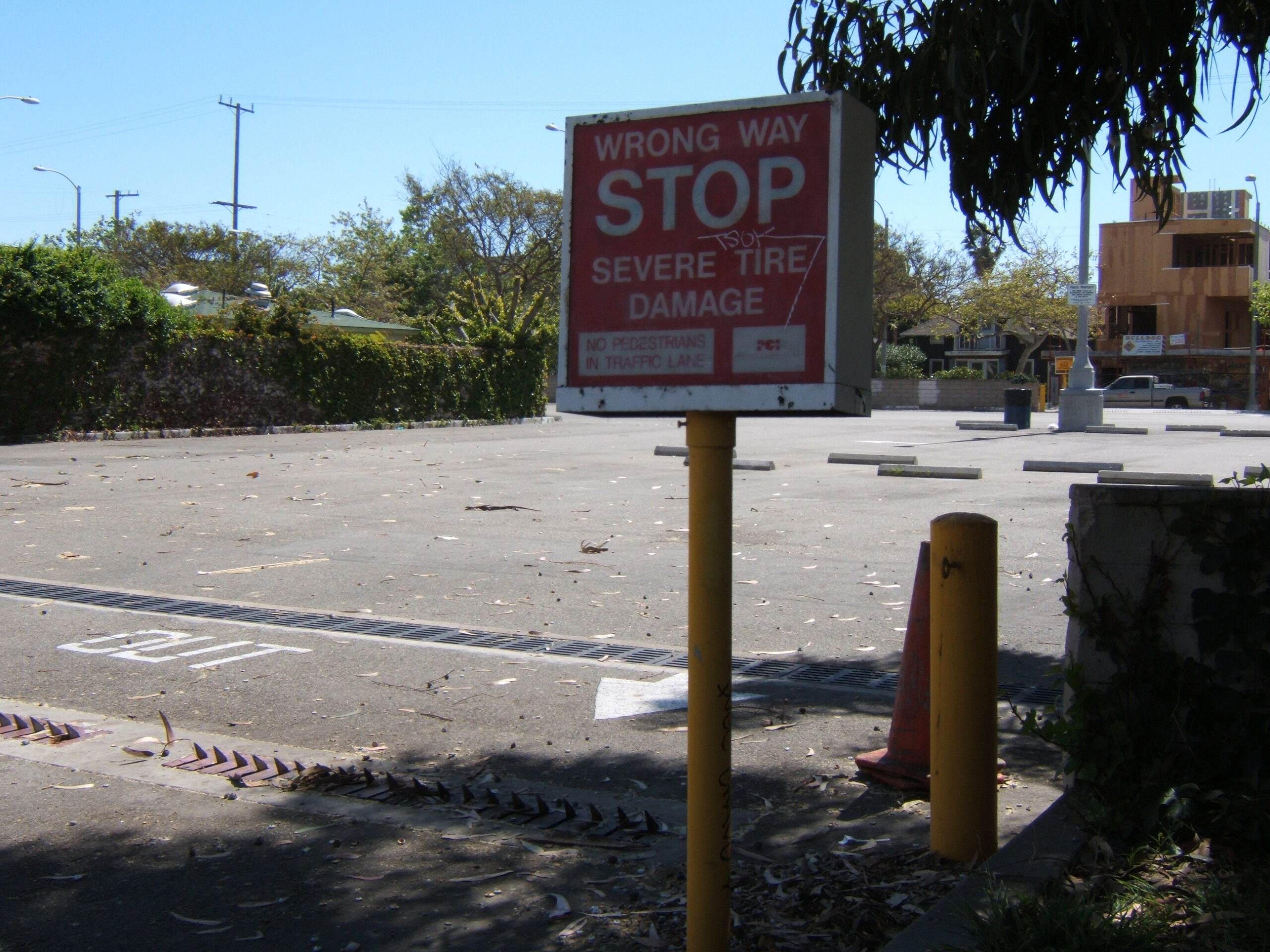 LACEY: Will Spike Strips Deter Lacey Residents from Making Illegal Left Turns?