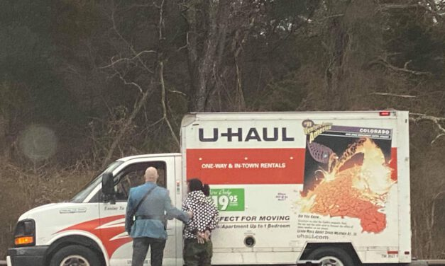TOMS RIVER: Suspicious UHaul Stopped with Unattended Children in the Back- Developing Story