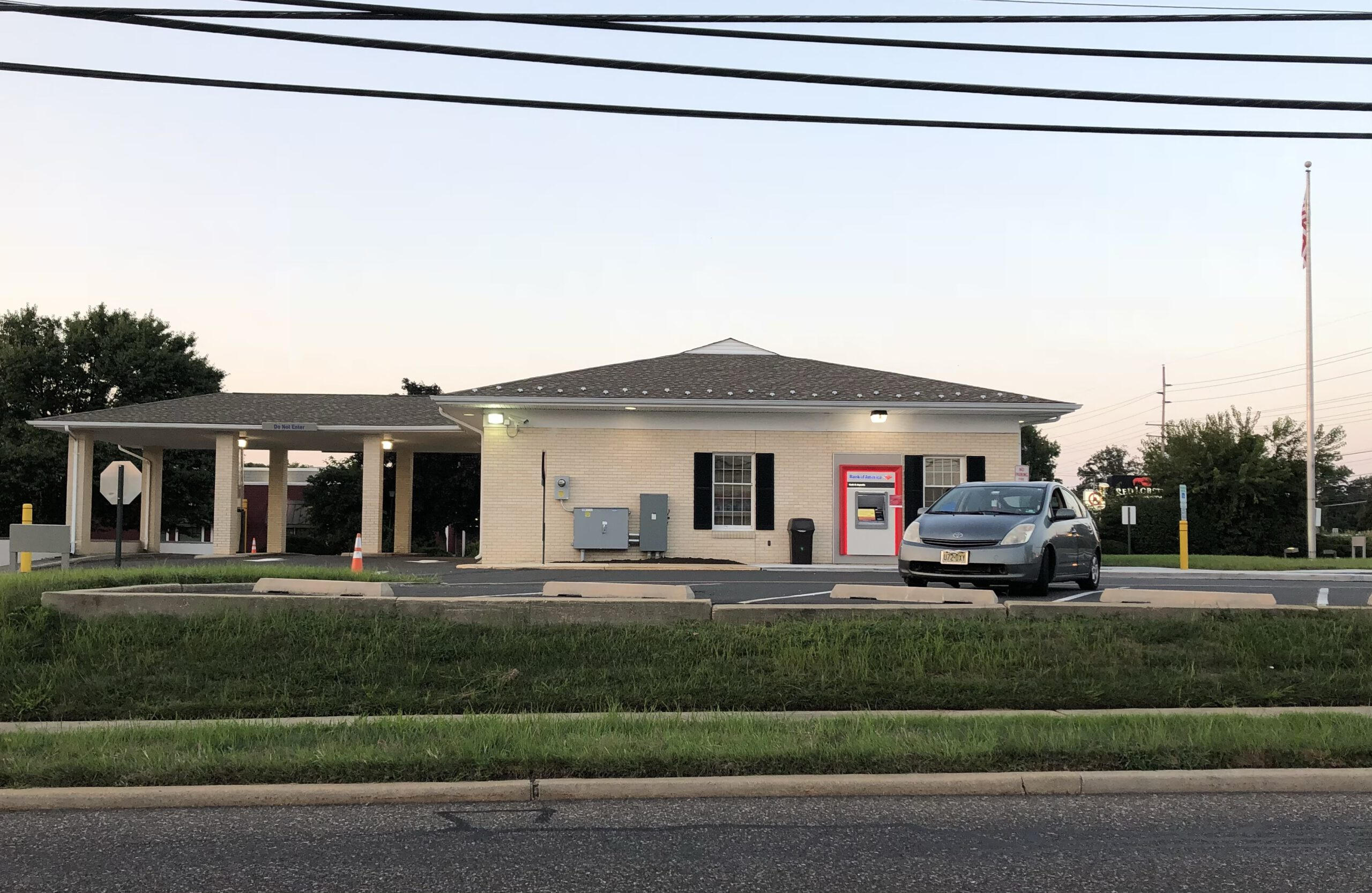 TOMS RIVER: Starbucks With Drive Through to Occupy Former Bank on Hooper