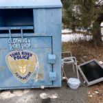 TOMS RIVER: Unkempt Clothing Donation Bins Become Health Hazard with Illegal Dumping