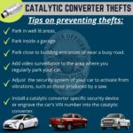 LACEY: Police Detectives Crack Catalytic Converter Thefts