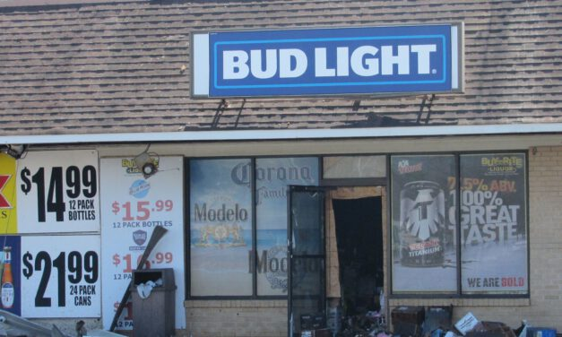 LAKEWOOD: Early Morning Fire Claims Liquor Store & Pizza Place