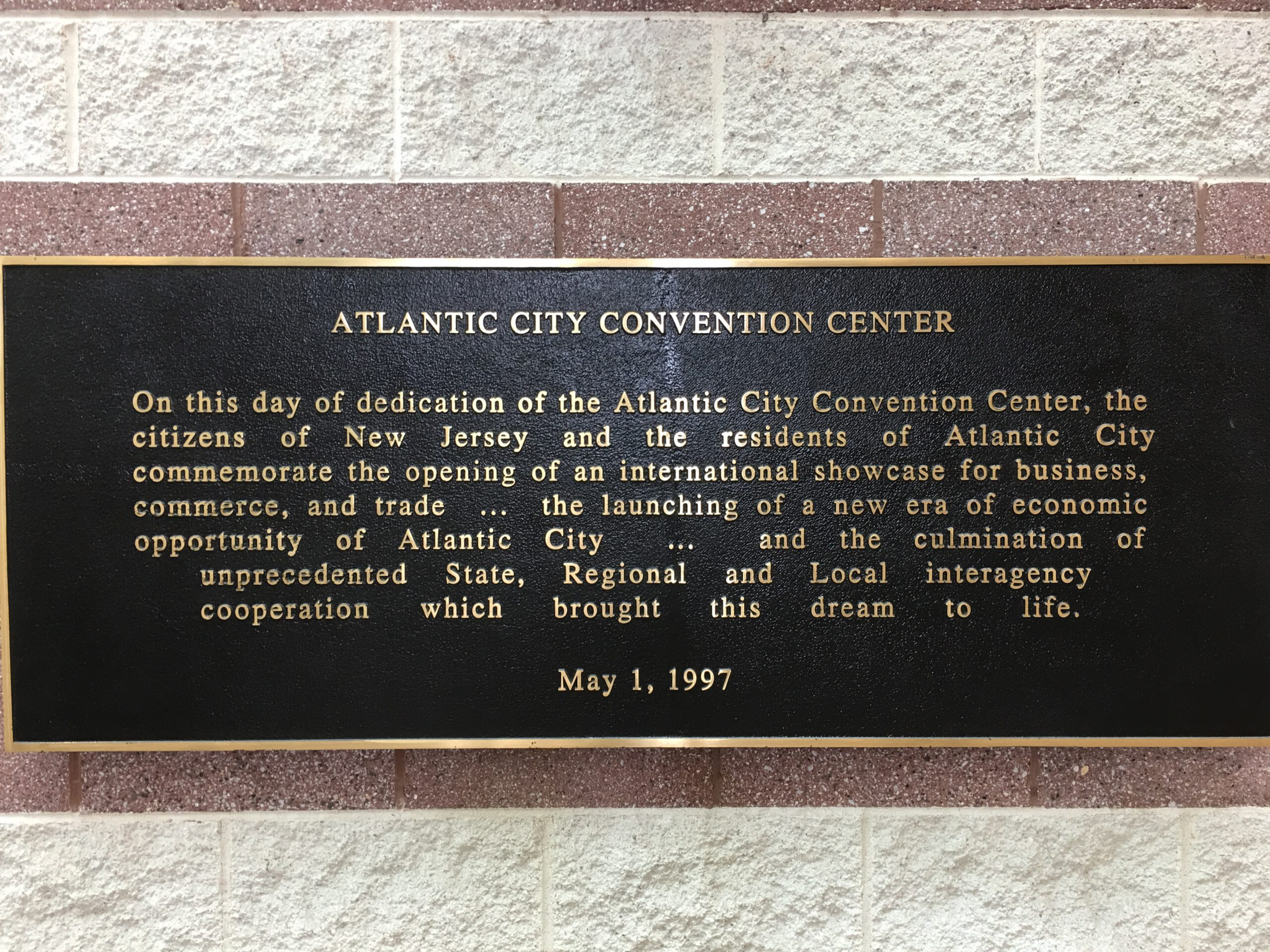 ATLANTIC CITY: Convention Center to Become Vaccine Mega Site- Boat Shows Likely Cancelled