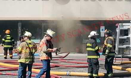 ATLANTIC COUNTY , EGG HARBOR TOWNSHIP : COMMERCIAL STRUCTURE FIRE