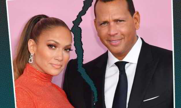 Tragic News: Jennifer Lopez And Alex Rodriguez Break Up