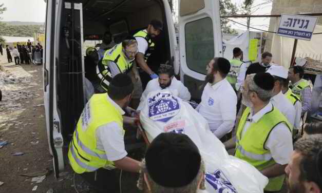 NJ Teen Missing In Massive Stampede In Israel