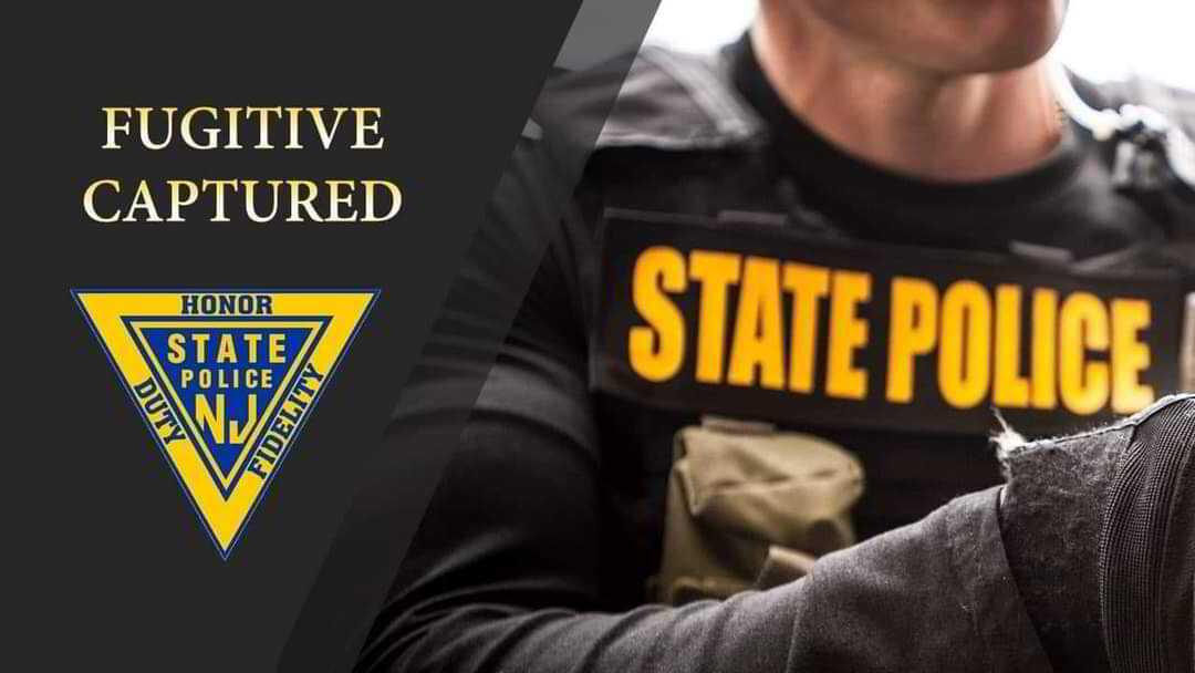 NJSP Arrest Fugitive Wanted For Homicide