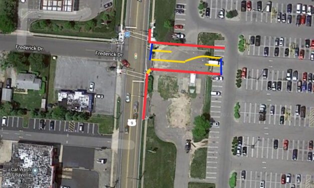 BERKELEY: Possible Solution to Additional US 9 @ Frederick Drive Improvements?