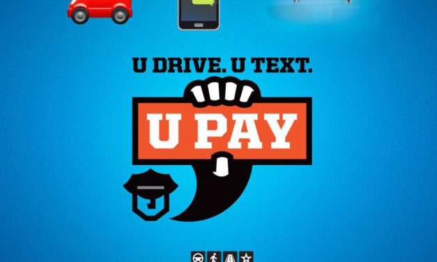 April is Nationwide U DRIVE- U TEXT- U PAY Month: Massive Cell Phone Enforcement Campaign Underway