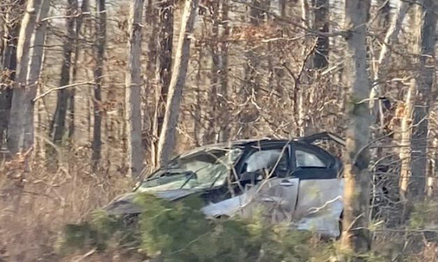 GSP: NJSP Release Details from Yesterday's Serious Crash in Barnegat