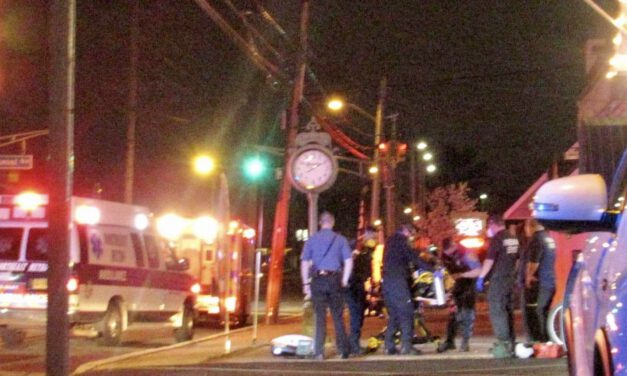 BEACHWOOD: Overdose in Front of Solana Bistro on NJ 166