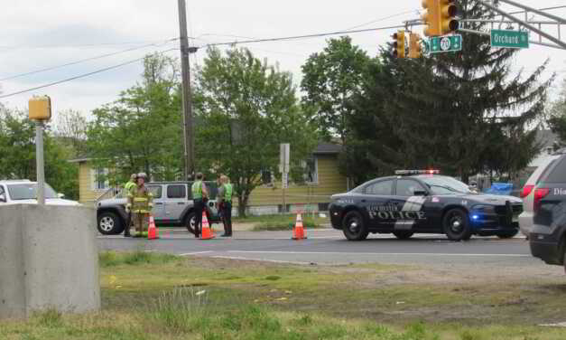 Lakehurst:Pictures of Earlier Mva Outside Three B'S