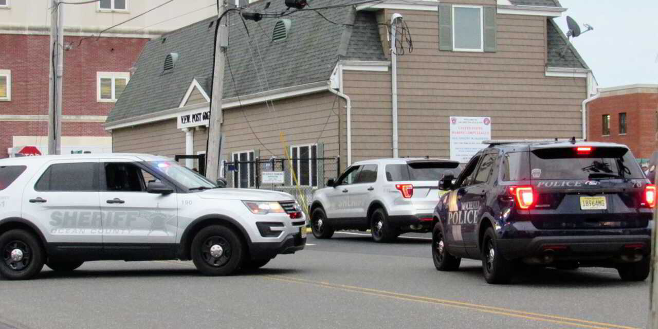 Toms River: Bomb Threat Pictures