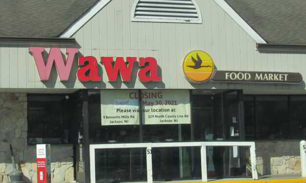 Jackson: Wawa Closes