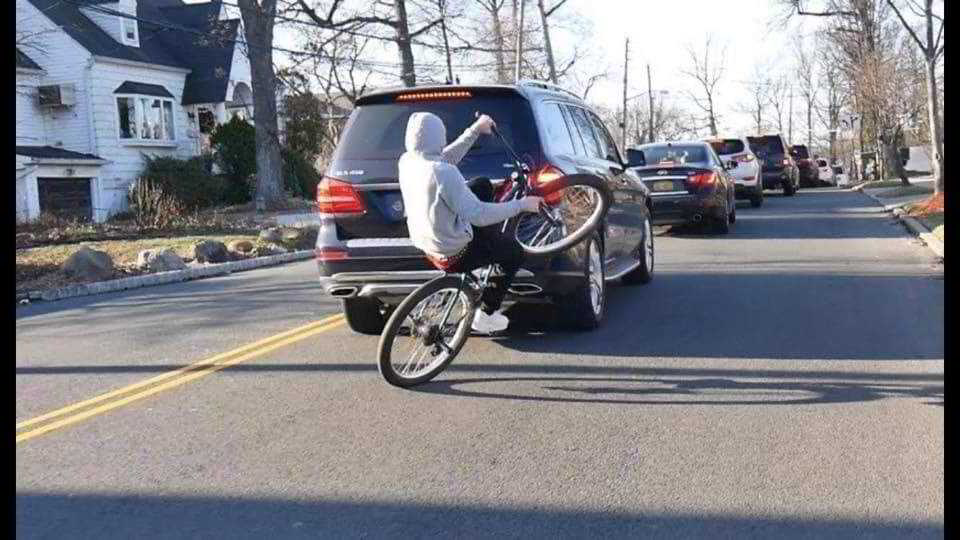 NJ Police Warn Of Swerving Phenomena