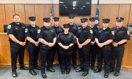Manchester: First Paid Fire Department Takes Oath