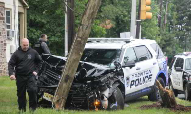 NJ Woman Steals Police Car And Leads Them On A Chase