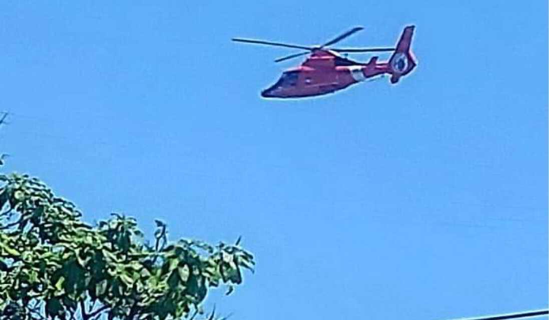 Massive Search Underway For Plane Crash In LBI