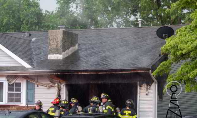 BRICK: Pictures Of Rosalind Rd Fire Scene