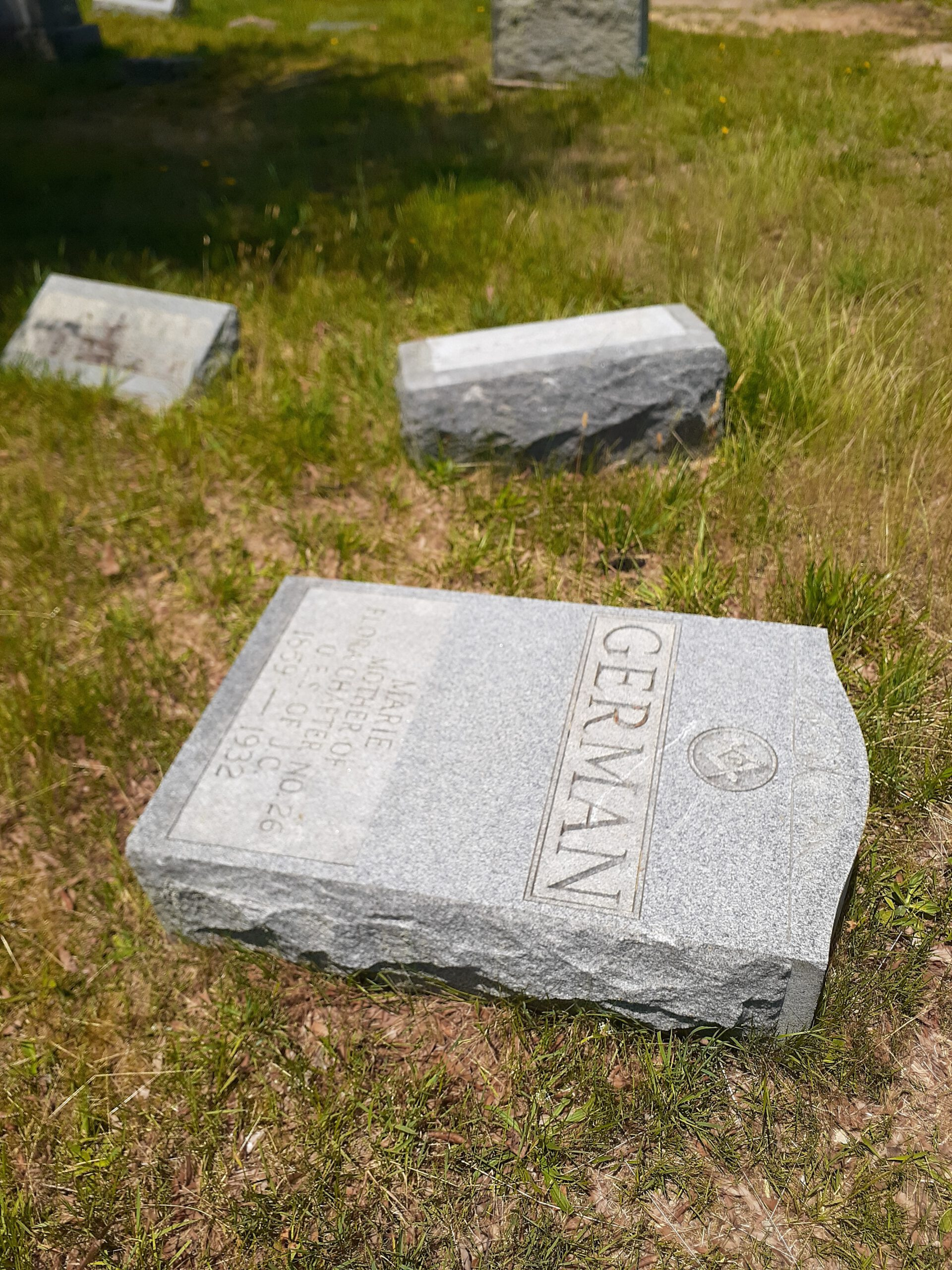 TOMS RIVER: Riverside Cemetery in Desperate Need of Attention/ Maintenance