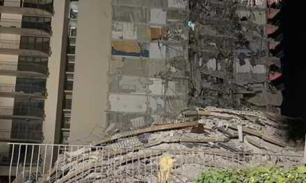 Couple From Lakewood Unaccounted For; 1 Dead From MOnroe in Miami Building Collapse