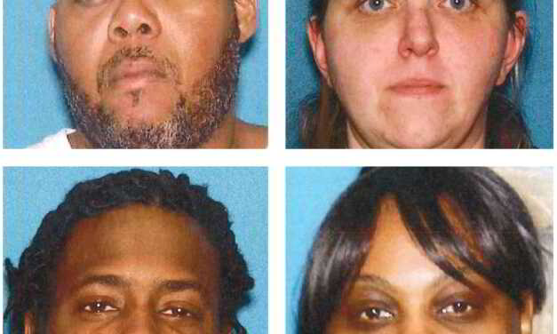 OCPO: Four Residents Charged With Drug Distribution