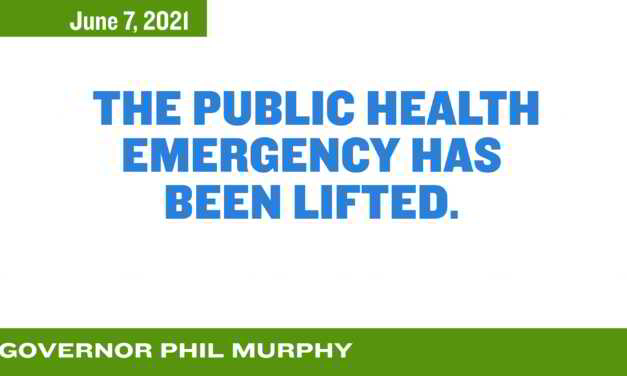 GOVERNOR MURPHY LIFTS PUBLIC HEALTH EMERGENCY
