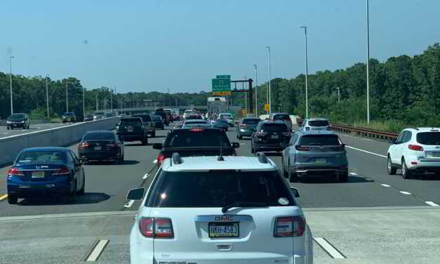 GSP: Crash Northbound Near MP 35- Traffic Backed Up for Miles