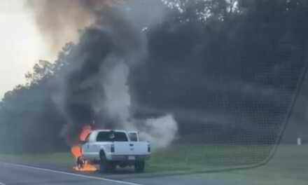 Car Fire GSP North
