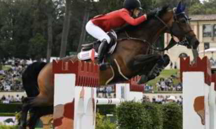 Bruce Springsteen's Daughter Participating In Olympics On US Equestrian Team