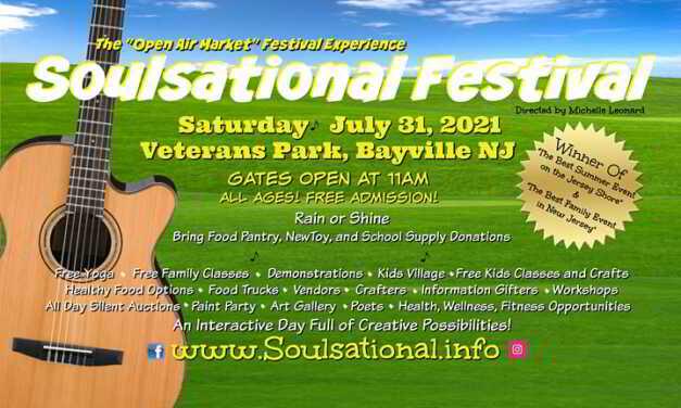 Bayville: Soulsational Festival Today at Veterans Park