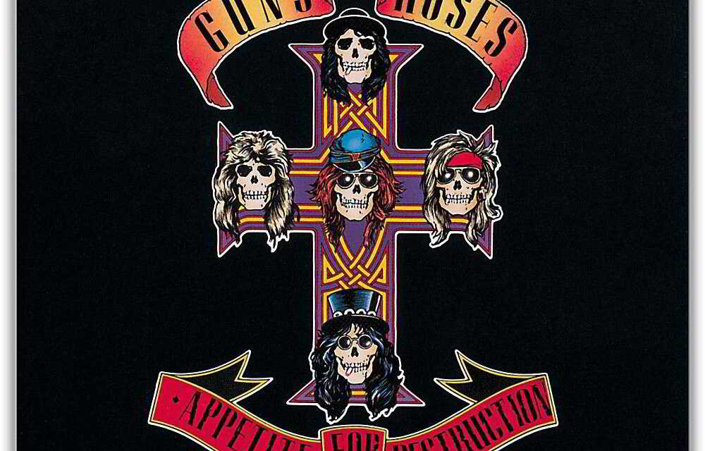 Appetite for Destruction turns 34 today.