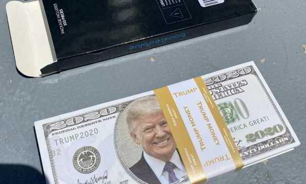 LAKEHURST: FUNNY MONEY FROM ATM?