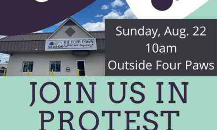 Protest Scheduled At Four Paws Hotel, And Daycare In Lure of Alleged Neglect
