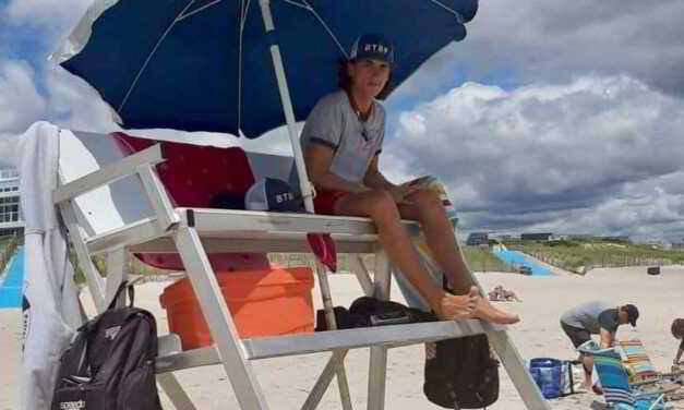 BERKELEY: AUTHORITIES RELEASE NAME OF DECEASED LIFEGUARD FROM MONDAY'S LIGHTNING STRIKE AT BEACH