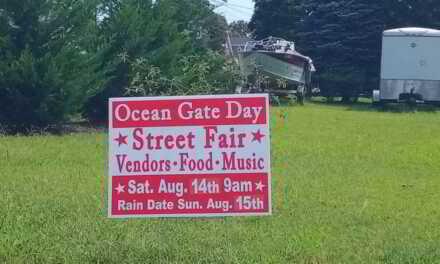 OCEAN GATE: OCEAN GATE DAY STREET FAIR