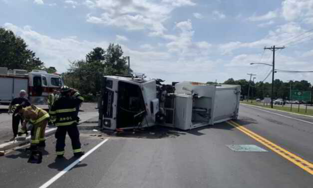 Crash Involving Garbage Truck That Airlifted 1 To Trauma Center Under Investigation
