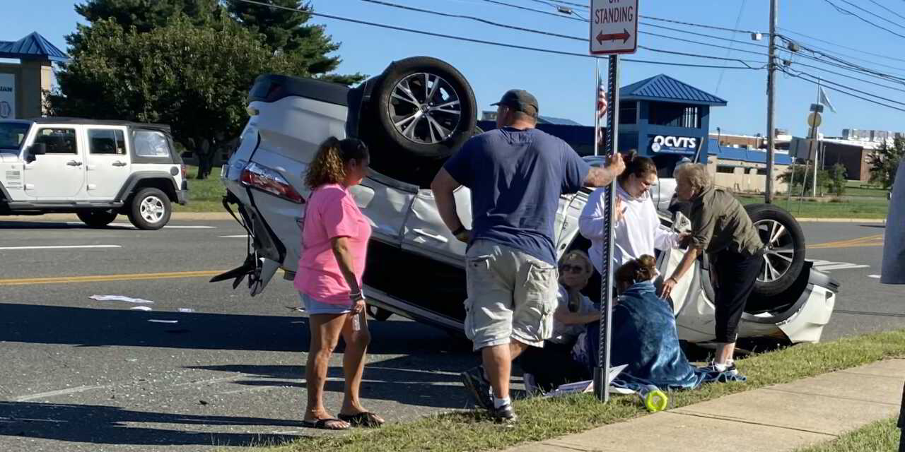 Serious Accident With 2 Injuries in Toms River