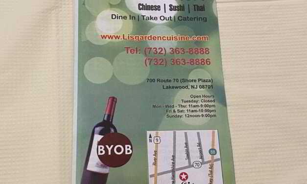 Best Chinese Food Around Li's Garden in Lakewood