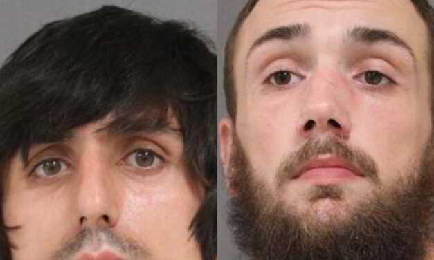 BRICK POLICE CAPTURE SERIAL CAR BURGLARS, CHARGE WITH DRUG, WEAPONS OFFENSES